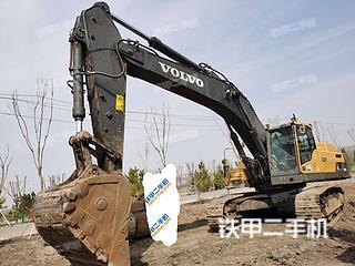 二手沃尔沃 EC480DL 挖掘机转让出售