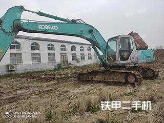 二手神钢 SK230LC 挖掘机转让出售