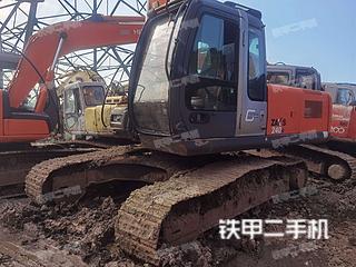 浙江-宁波市二手日立ZX240-3G挖掘机实拍照片