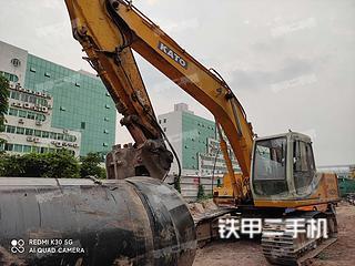 二手加藤 HD820-Ⅱ 挖掘机转让出售