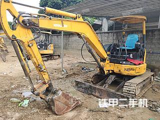 二手小松 PC35MR-2 挖掘机转让出售