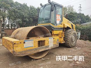 湖北-荆门市二手山推SR22M压路机实拍照片