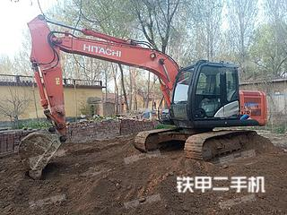 山东-滨州市二手日立ZX130-5A挖掘机实拍照片