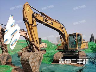 安阳山东临工E6225F挖掘机实拍图片