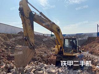 浙江-金华市二手小松PC200-8挖掘机实拍照片