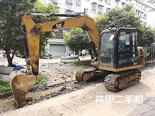 二手卡特彼勒 307D液压 挖掘机转让出售