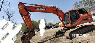 山东-德州市二手斗山DH220LC-9E挖掘机实拍照片