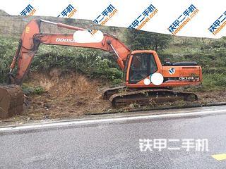 贵州-黔南布依族苗族自治州二手斗山DH258LC-V挖掘机实拍照片