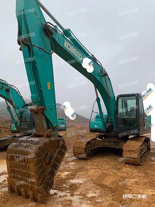 二手神钢 SK200-8 挖掘机转让出售