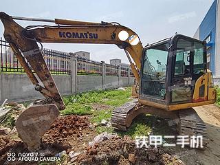 江苏-南京市二手小松PC70-8挖掘机实拍照片