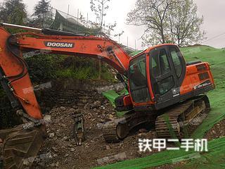 二手斗山 DX150LC-9C 挖掘机转让出售