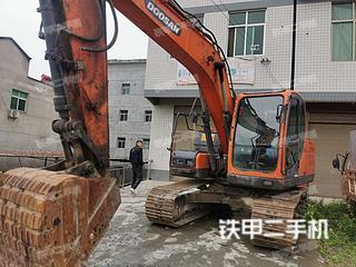 安康斗山DX150LC-9C挖掘机实拍图片