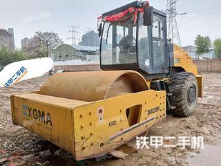 陕西-西安市二手厦工XG622MH压路机实拍照片