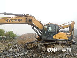 二手现代 R385LVS 挖掘机转让出售