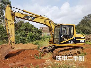 二手卡特彼勒 312B 挖掘机转让出售