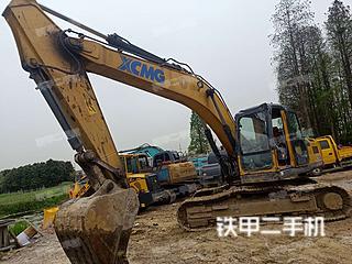 常州徐工XE200DA挖掘機實拍圖片