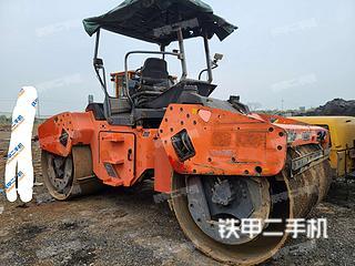 江西-新余市二手悍马HD130压路机实拍照片