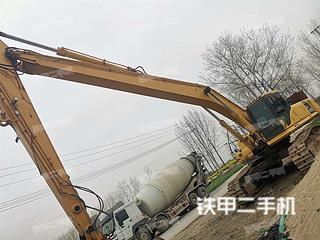 阜阳小松PC450-7挖掘机实拍图片
