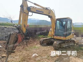 安徽-宿州市二手小松PC60-7挖掘机实拍照片