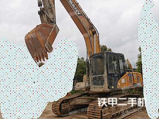 贵州-贵阳市二手三一重工SY215C挖掘机实拍照片