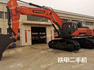 煙臺東方萬合DFWH530-9挖掘機實拍圖片