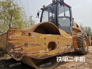 陕西-西安市二手柳工CLG6122压路机实拍照片