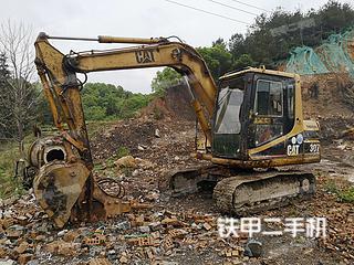 二手卡特彼勒 307 挖掘机转让出售