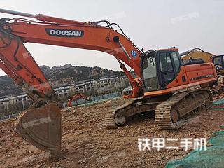 二手斗山 DX380LC 挖掘机转让出售