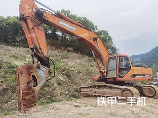 二手斗山 DH420LC-7 挖掘机转让出售