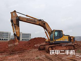 二手现代 R305LC-9 挖掘机转让出售
