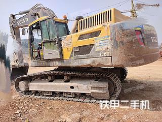 二手沃尔沃 EC350D 挖掘机转让出售