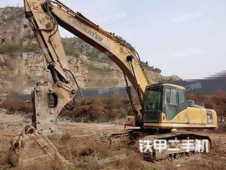 小松PC360-7挖掘机实拍图片