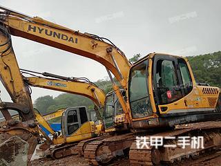 二手现代 R150LC-9 挖掘机转让出售
