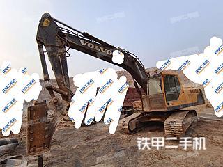 二手沃尔沃 EC240BLC 挖掘机转让出售
