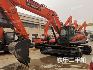 煙臺東方萬合DFWH310-9挖掘機實拍圖片