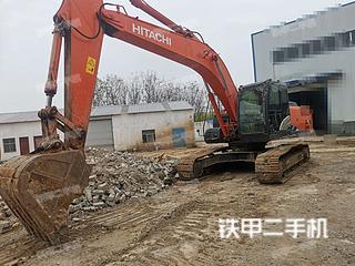 许昌日立ZX250LC-5A挖掘机实拍图片