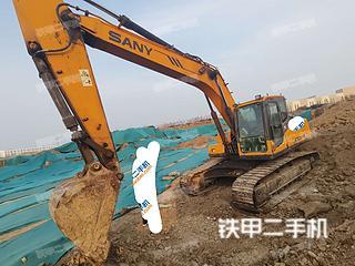 河南-濮阳市二手三一重工SY225C挖掘机实拍照片