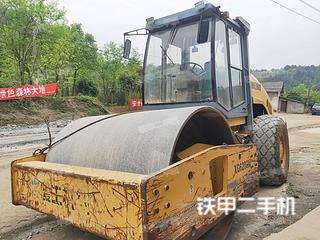 湖南-张家界市二手厦工XG6203M压路机实拍照片