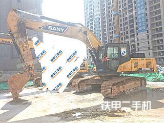 澳门三一重工SY215C挖掘机实拍图片