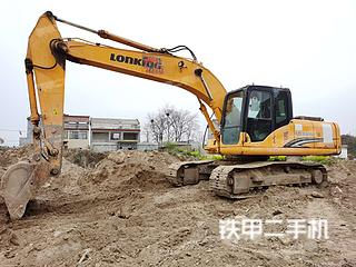 二手龙工 LG6215 挖掘机转让出售