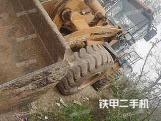 咸陽龍工ZL50C裝載機實拍圖片