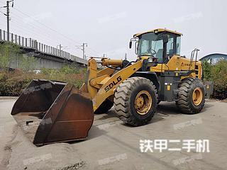 安陽山東臨工L955F裝載機實拍圖片