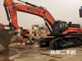 煙臺東方萬合DFWH550-9挖掘機實拍圖片
