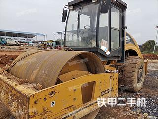 广西-桂林市二手厦工XG6224M压路机实拍照片