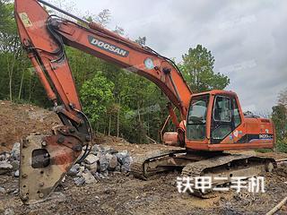 二手斗山 DH220LC-7 挖掘机转让出售