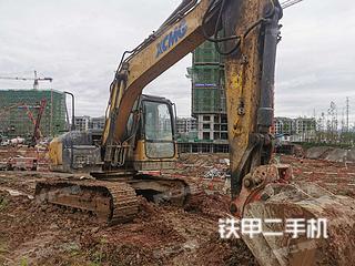 梁平徐工XE135D挖掘機實拍圖片
