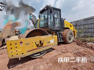云南-昆明市二手厦工XG620MH压路机实拍照片