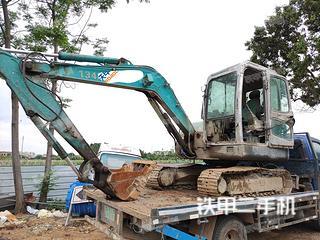 二手山河智能 SWE60N9 挖掘机转让出售