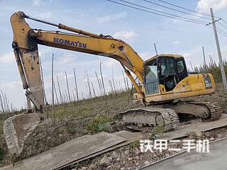 上海-上海市二手小松PC200-7挖掘机实拍照片