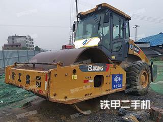 湖南-永州市二手徐工XS223J压路机实拍照片